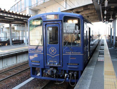 肥薩おれんじ鉄道を使って鹿児島への旅(1日目)