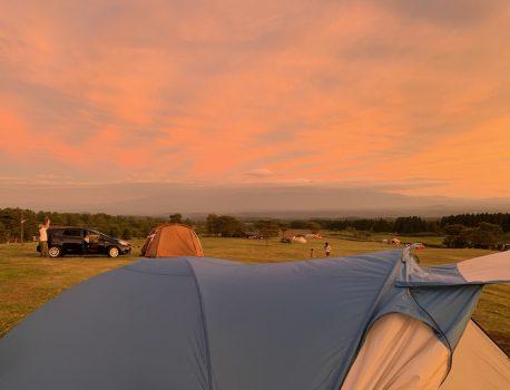 秋キャンプ! – ボイボイキャンプ場
