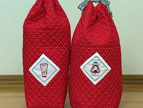 LOGOS Bamboo ランタンの袋